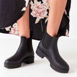 JEFFERY CAMPBELL Cloudy Rain Boot